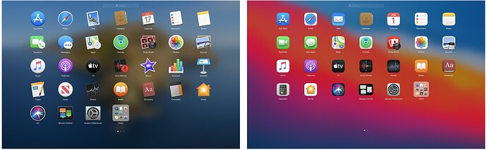 Visual-comparison-macos-catalina-big-sur-launchpad-Andrew-Denty-001