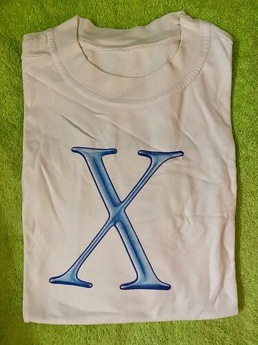 OS X t-shirt