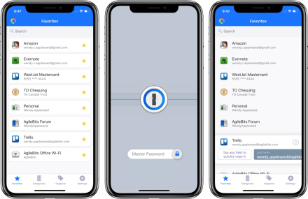 1Password 7 for Mac Offers a Fresh Look… for an Upgrade